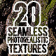 20 Seamless Photorealistic Textures - GraphicRiver Item for Sale
