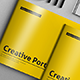 Portfolio Brochure Vol.7 - GraphicRiver Item for Sale