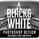 Black&White Action For Designer & Photographer - GraphicRiver Item for Sale