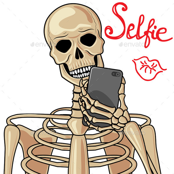 GraphicRiver Selfie 10550906