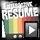 Interactive Resume PDF - GraphicRiver Item for Sale