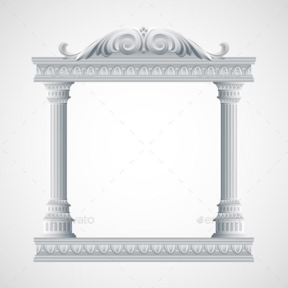 GraphicRiver Portico an Ancient Temple 10551044