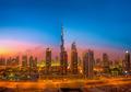 Dubai Skyline - PhotoDune Item for Sale
