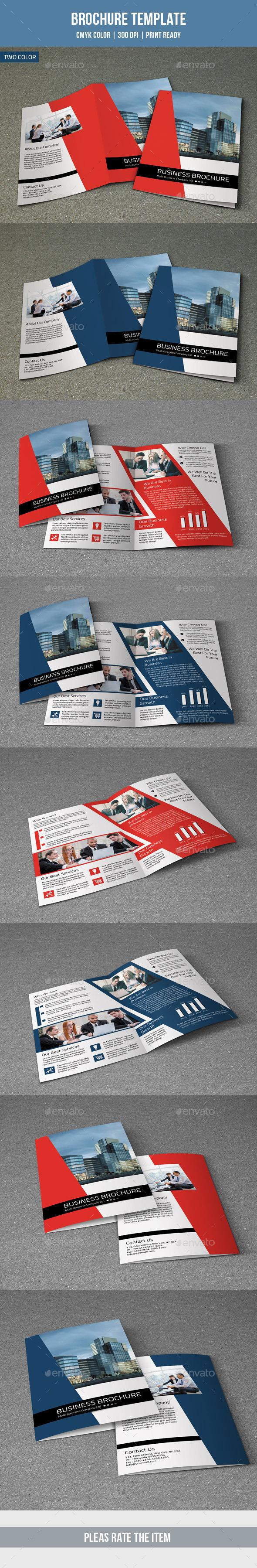 GraphicRiver Corporate Brochure-V209 10551054
