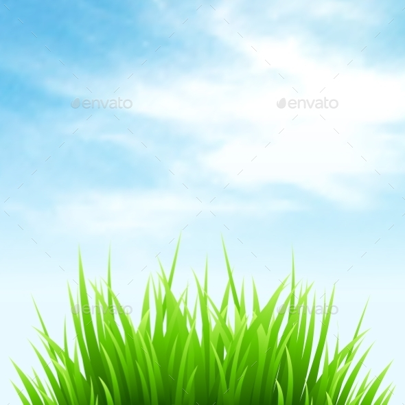 GraphicRiver Clean Spring Scenery 10551114
