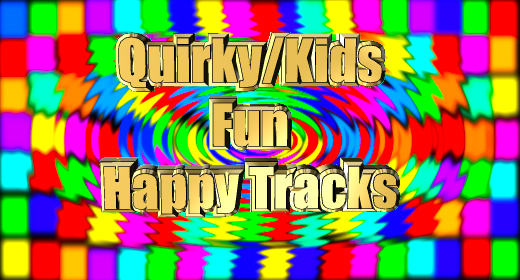 Quirky Fun Happy Stuff