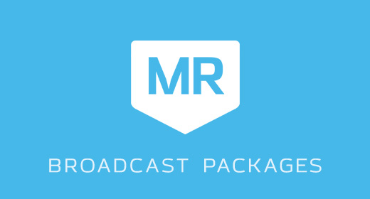 MotionRevolver Broadcast Packages