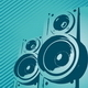 Background with Loudspeaker - GraphicRiver Item for Sale