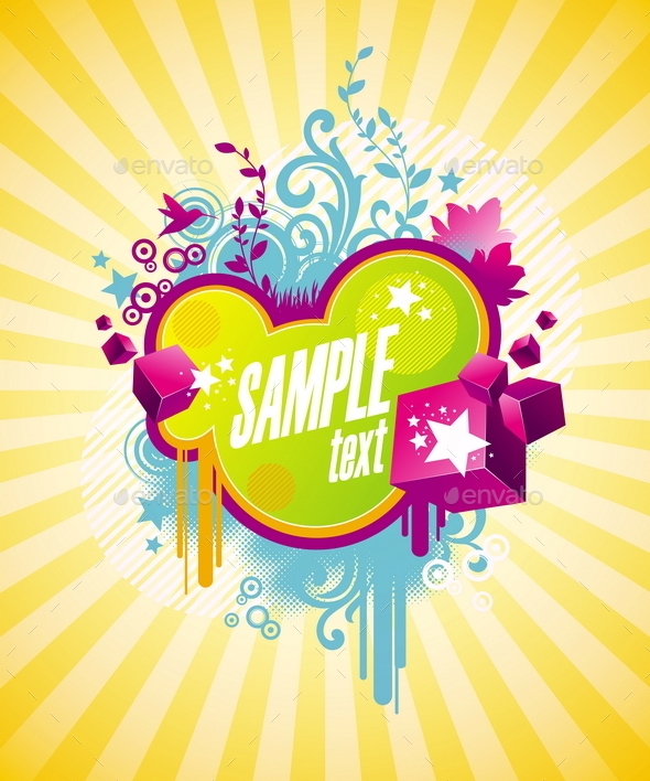 GraphicRiver Abstract Vector Illustration 10556805