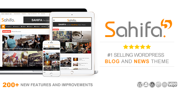 DOWNLOAD - Sahifa - Responsive WordPress News, Magazine, Blog Theme