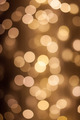 Natural bokeh. Photo of holidays lights - PhotoDune Item for Sale
