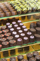 Chocolate candy in a store window - PhotoDune Item for Sale
