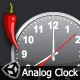 Analog Clock for Unity3d - ActiveDen Item for Sale
