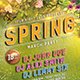 Spring March Party - GraphicRiver Item for Sale