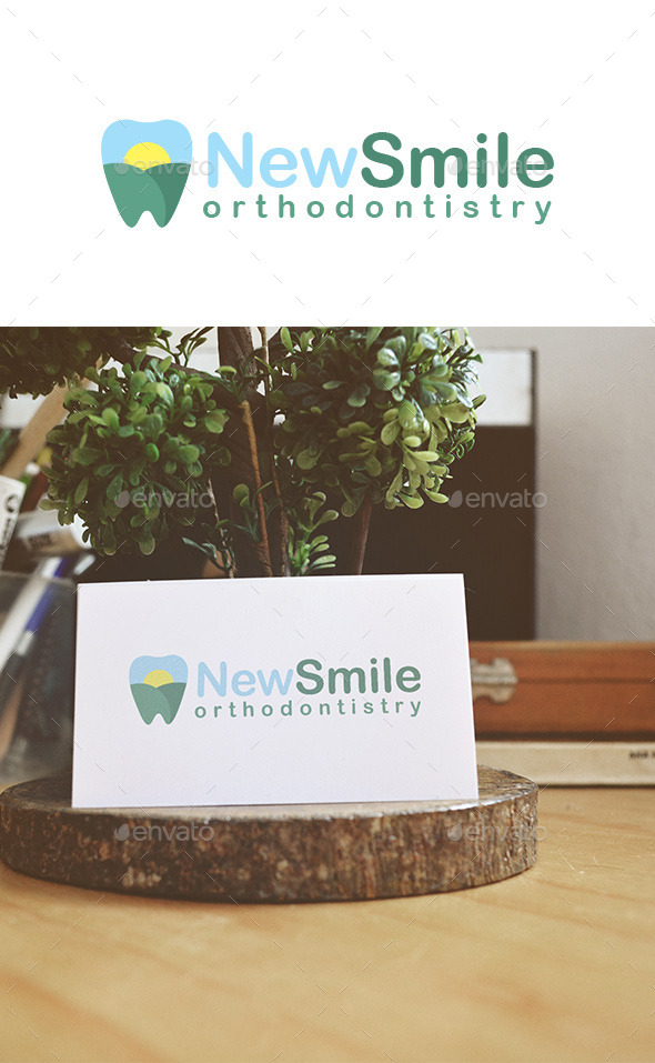 GraphicRiver Dental Orthodontistry Logo 10560046