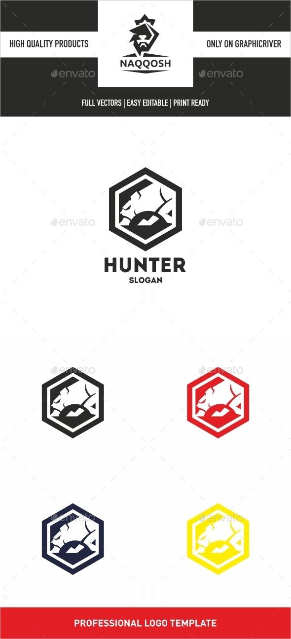 GraphicRiver Hunter 10560049