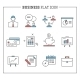 Business and Finance Icons - GraphicRiver Item for Sale