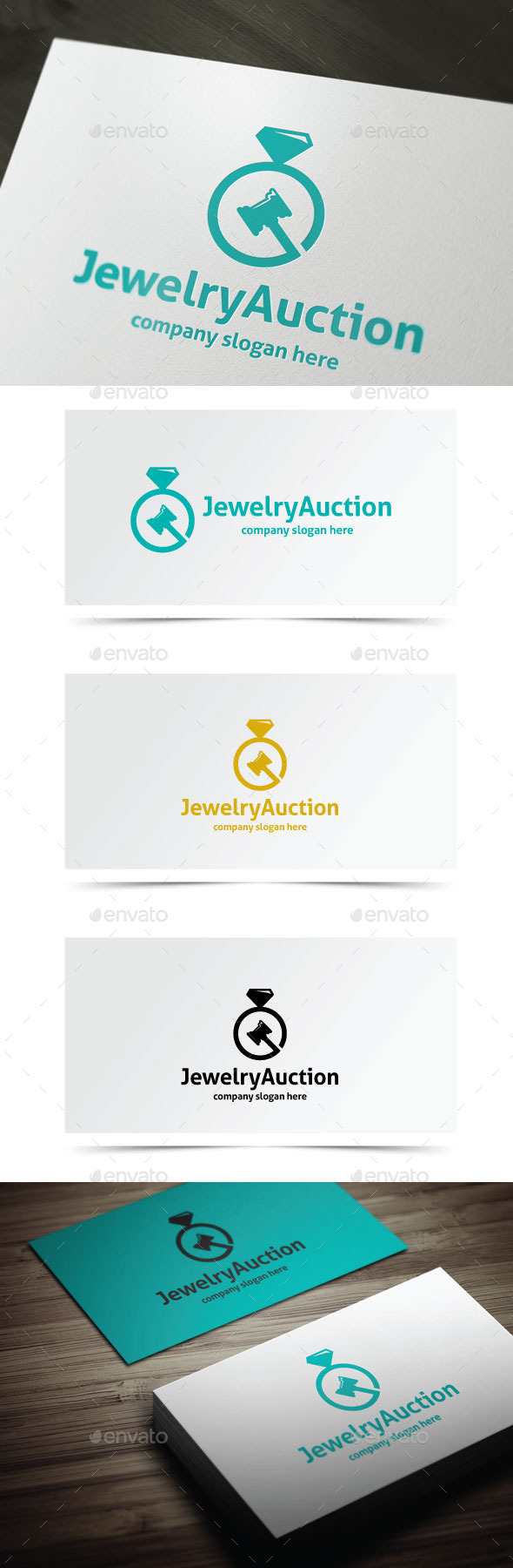 GraphicRiver Jewelry Auction 10560138