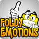Foldy Emotions Your Folder Emoticons - GraphicRiver Item for Sale