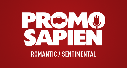Promo Sapien Romantic Sentimental