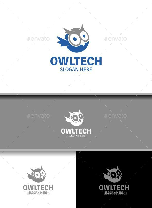 GraphicRiver Owltech 10560220