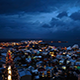 City of Reykjavik on a Cloudy Day - VideoHive Item for Sale
