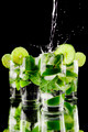 Pouring mojito - PhotoDune Item for Sale