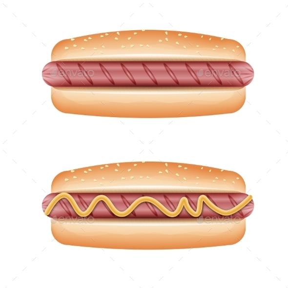 GraphicRiver Hot Dog 10561242