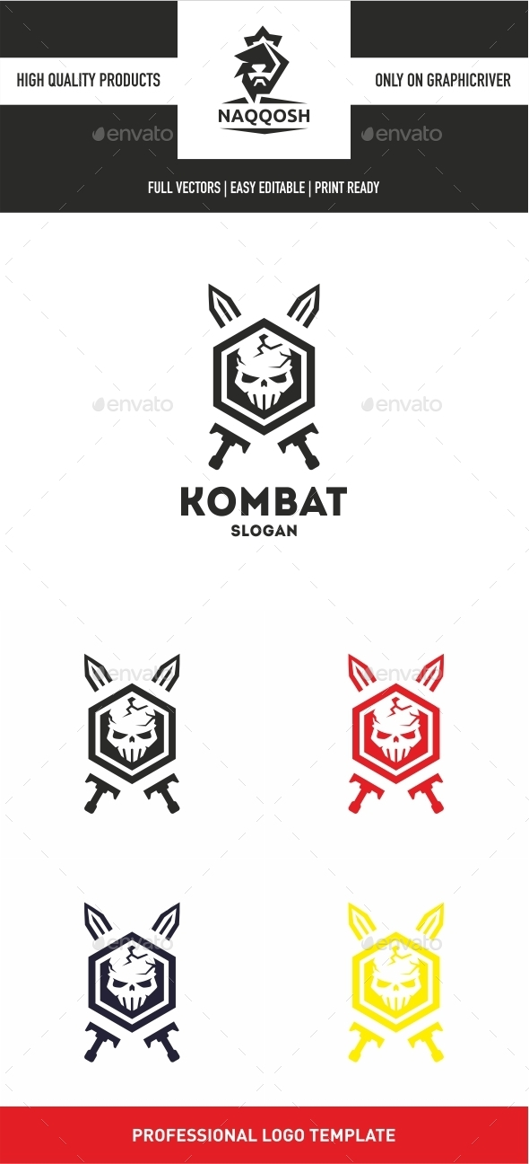 GraphicRiver Kombat 10561243