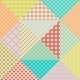 Retro Patchwork 16 Seamless Patterns - GraphicRiver Item for Sale