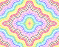 Bright color wavy lines pattern - PhotoDune Item for Sale