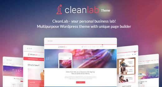 WordPress Drag & Drop Page Builder Themes