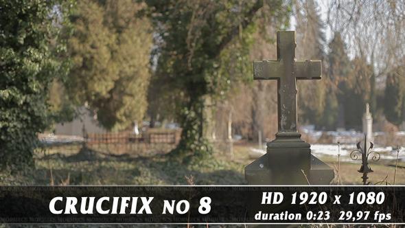 Crucifix No.8