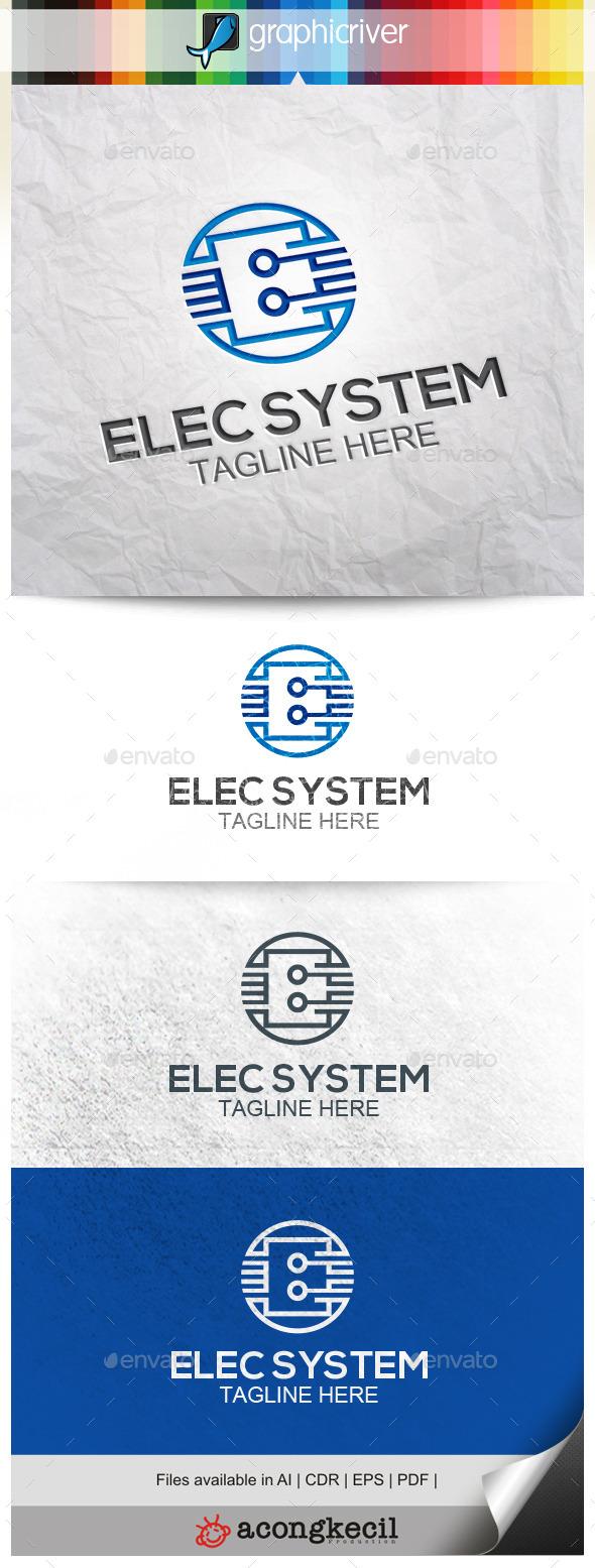 GraphicRiver Elec System 10563027