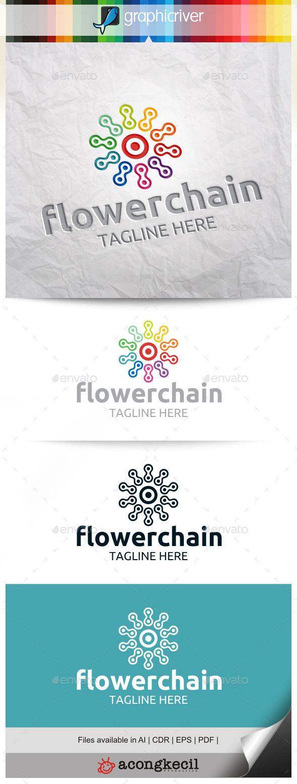 GraphicRiver Flower Chain V.4 10563151