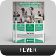 Corporate Flyer Template Vol 44 - GraphicRiver Item for Sale