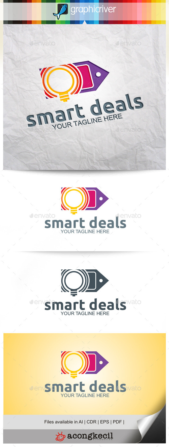 GraphicRiver Smart Deal 10563634