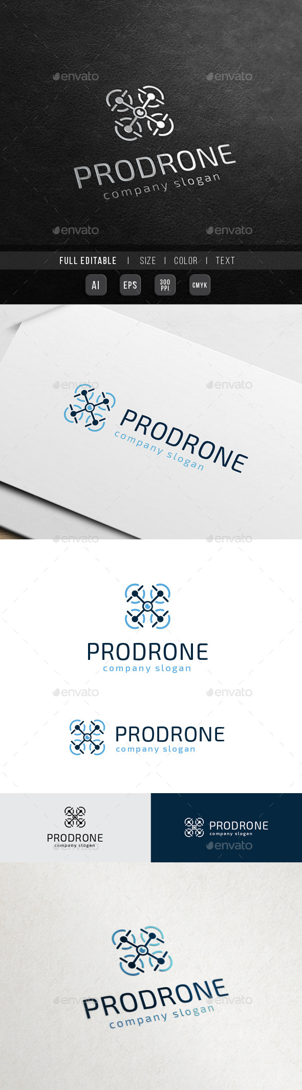 GraphicRiver Pro Drone Drone Camera 10563766