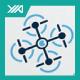 Pro Drone - Drone Camera - GraphicRiver Item for Sale
