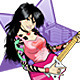Rock Guitarist Asian Girl - GraphicRiver Item for Sale