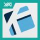 Finance Marketing - Letter K - GraphicRiver Item for Sale