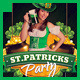 Saint Patricks Celebration Day Flyer - GraphicRiver Item for Sale