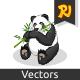 Giant Panda Cartoon - GraphicRiver Item for Sale