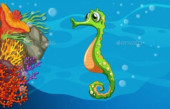 GraphicRiver Underwater 10564309