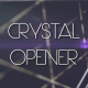 Crystal Opener - VideoHive Item for Sale