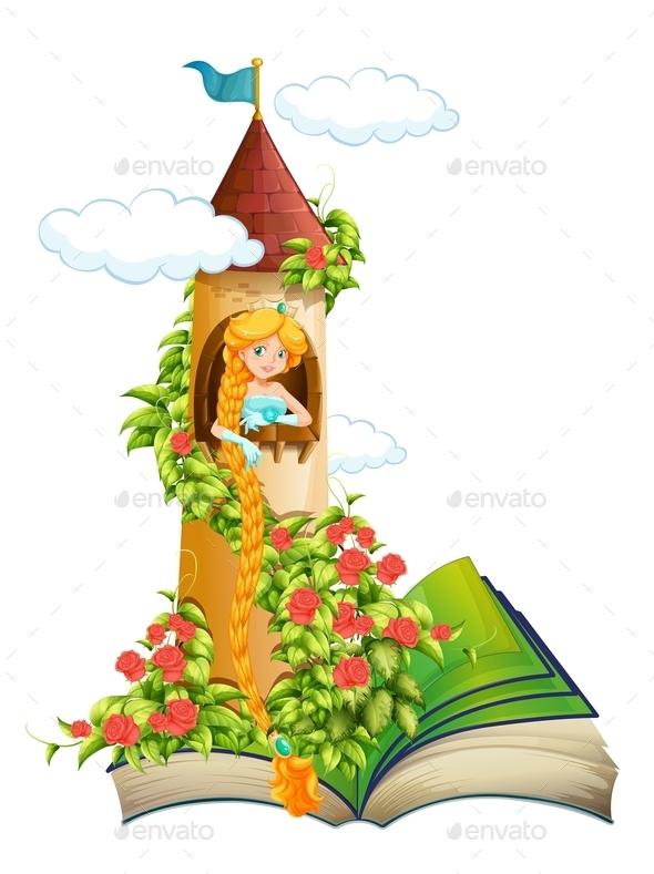 GraphicRiver Princess 10564544