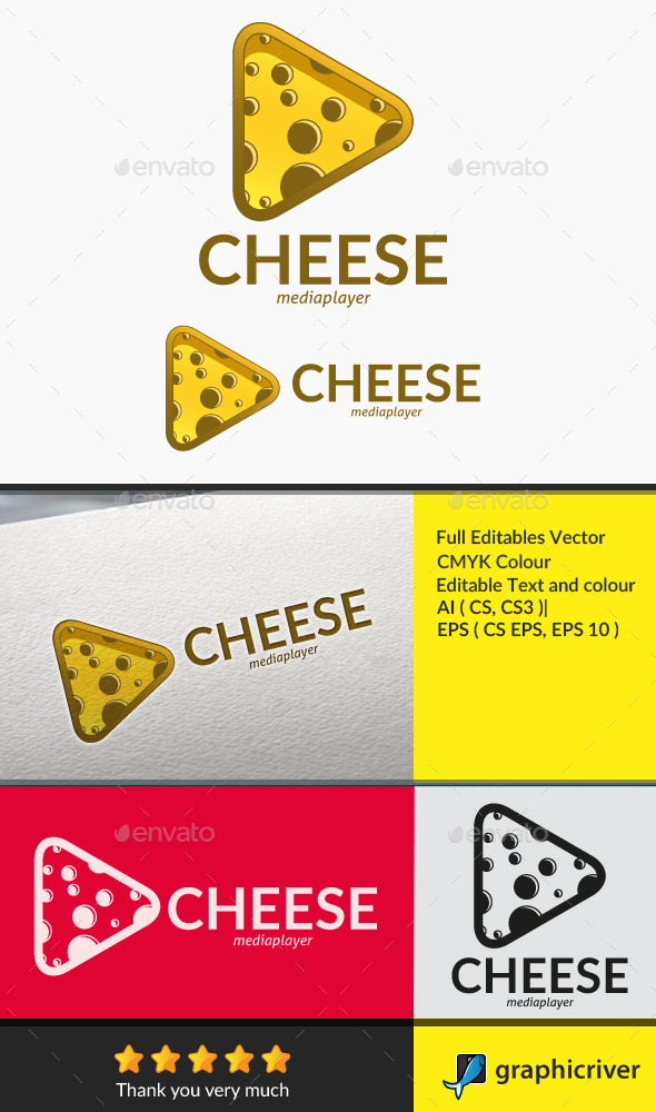 GraphicRiver cheese 10564691