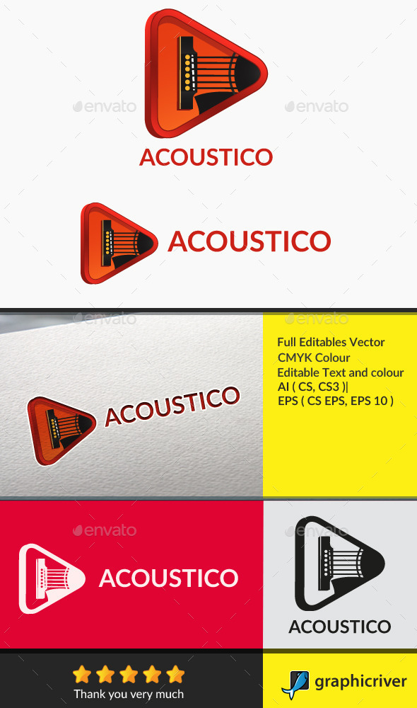 GraphicRiver acoustico 10565056