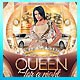 Queen Flyer - GraphicRiver Item for Sale