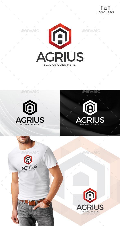 GraphicRiver Letter A Logo 10565442